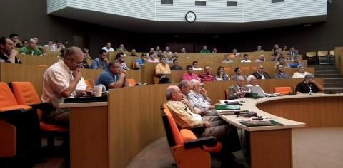 Πραγματοποιήθηκε με επιτυχία  η τακτική ετήσια Γενική Συνέλευση της ΣΤ' ΚΟΜΑΘ στις εγκαταστάσεις της Εθνικής Σχολής Δικαστών στη Θεσσαλονίκη.