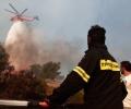 Έσβησε η πυρκαγιά στην περιοχή μεταξύ Ξηρολιβάδου και Καστανιάς