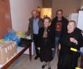 Ευχές και προσφορά τροφίμων από τον Κ. Σ. Βέροιας