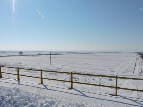 Παραμένει η πλήρης χιονοκάλυψη στο Κλειδί
